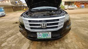 Honda Accord Crosstour 2010 EX Black | Cars for sale in Lagos State, Alimosho