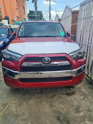 Toyota 4-Runner 2014 Red | Cars for sale in Lagos State, Ikeja