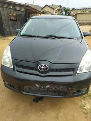 Toyota Corolla 2004 Verso 1.8 VVT-i Luna Black | Cars for sale in Lagos State, Alimosho