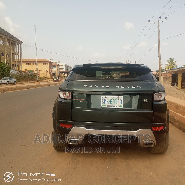 Archive: Land Rover Range Rover 2012 Black
