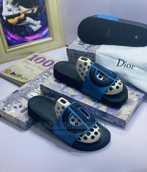Beautiful High Quality Men'S Classic Designers Slippers   Shoes for sale in Abuja (FCT) State, Jabi