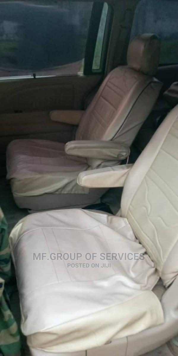 Honda Odyssey 2005 2.4 4WD Gold   Cars for sale in Ikeja, Lagos State, Nigeria