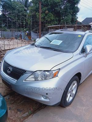 Lexus RX 2011 450h Silver   Cars for sale in Anambra State, Nnewi