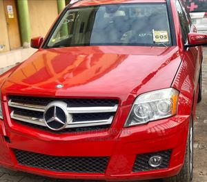 Mercedes-Benz GLK-Class 2010 350 4MATIC Red | Cars for sale in Lagos State, Amuwo-Odofin