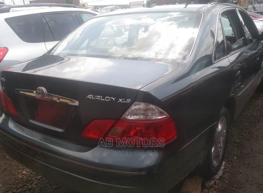 Toyota Avalon 2004 XL Green | Cars for sale in Apapa, Lagos State, Nigeria