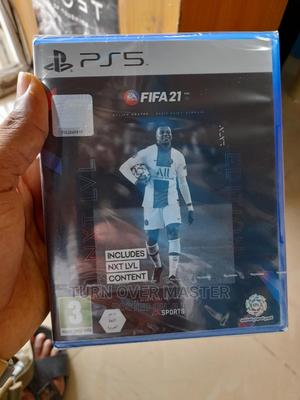 PS5 Electronic Art Ps5 Fifa21 | Video Games for sale in Lagos State, Ikeja