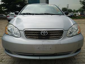 Toyota Corolla 2007 LE Silver | Cars for sale in Abuja (FCT) State, Central Business District