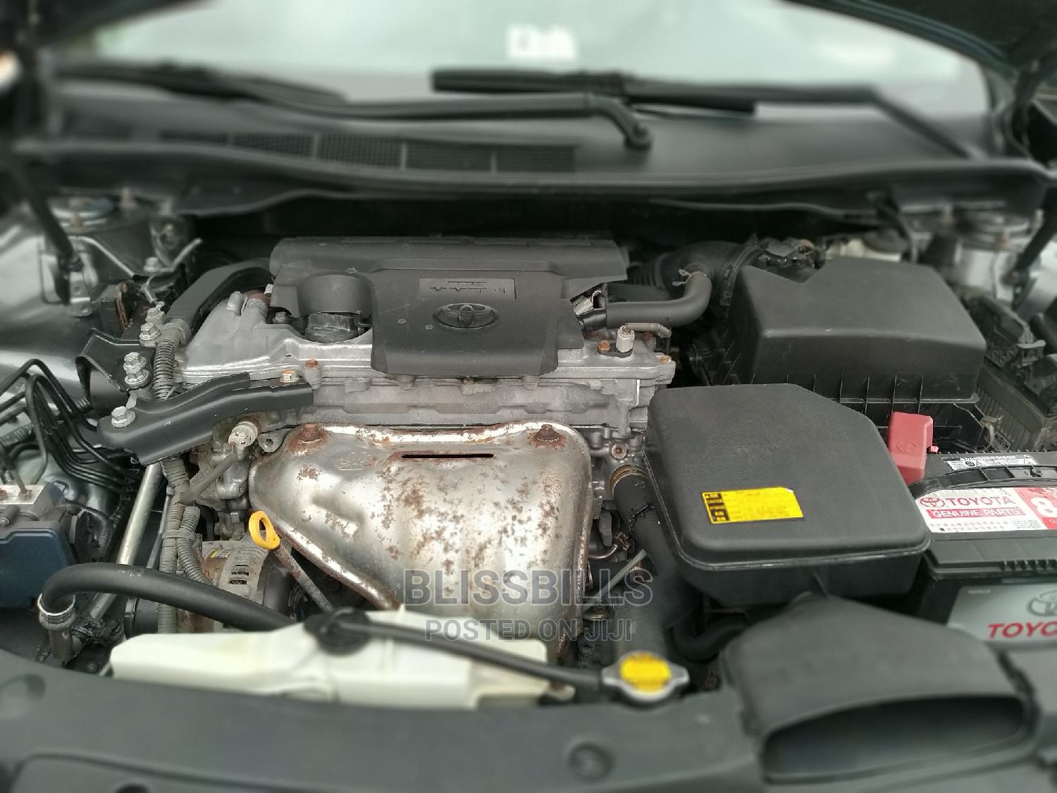 Toyota Camry 2012 Gray | Cars for sale in Central Business District, Abuja (FCT) State, Nigeria