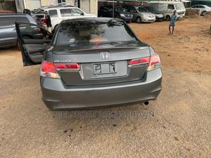 Honda Accord 2008 2.4 EX Gray | Cars for sale in Lagos State, Ikorodu