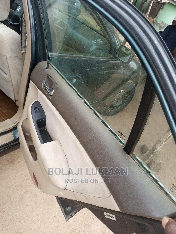 Honda Accord 2005 2.4 Type S Automatic Green   Cars for sale in Asa, Kwara State, Nigeria
