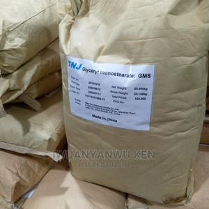 GMS Glyceryl Monostearate 35tons Available for Sale in Lagos | Manufacturing Materials for sale in Lagos State, Ojota