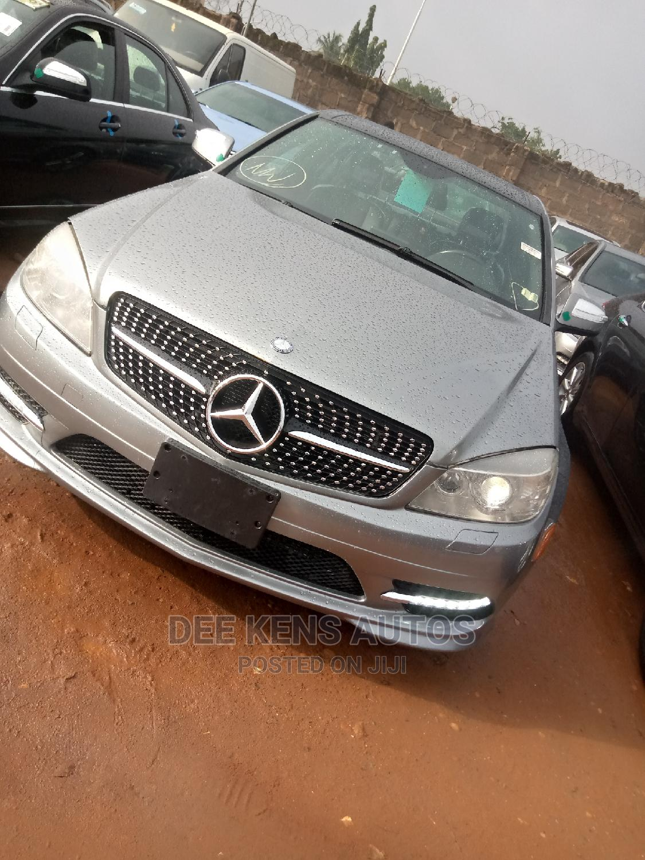 Mercedes-Benz C300 2010 Silver | Cars for sale in Benin City, Edo State, Nigeria