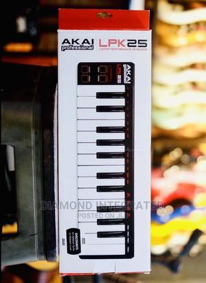 Akai LPK25 Keyboard   Musical Instruments & Gear for sale in Lagos State, Ojo