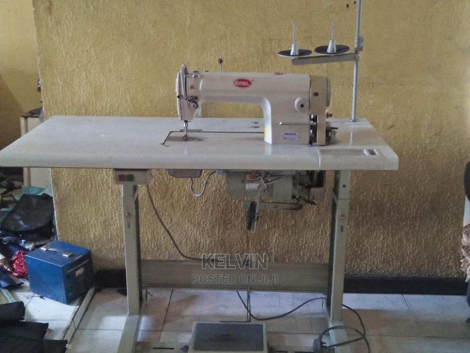 Archive: Industral Sewing Machine