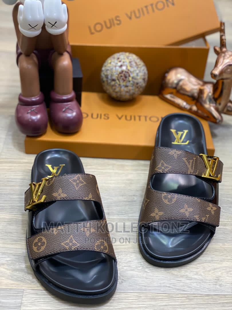 Archive: Louis Vuitton Leather Palms