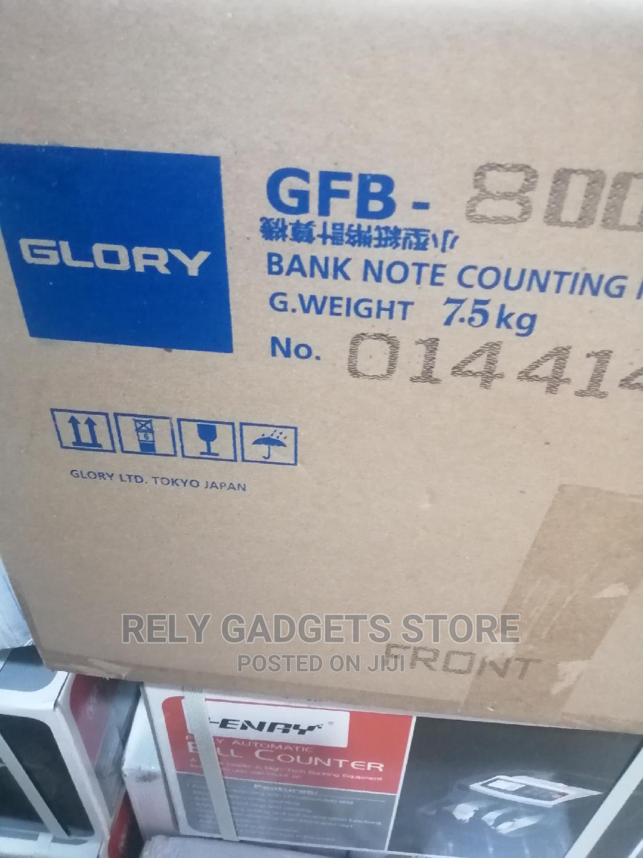Glory Bill Counting Machine