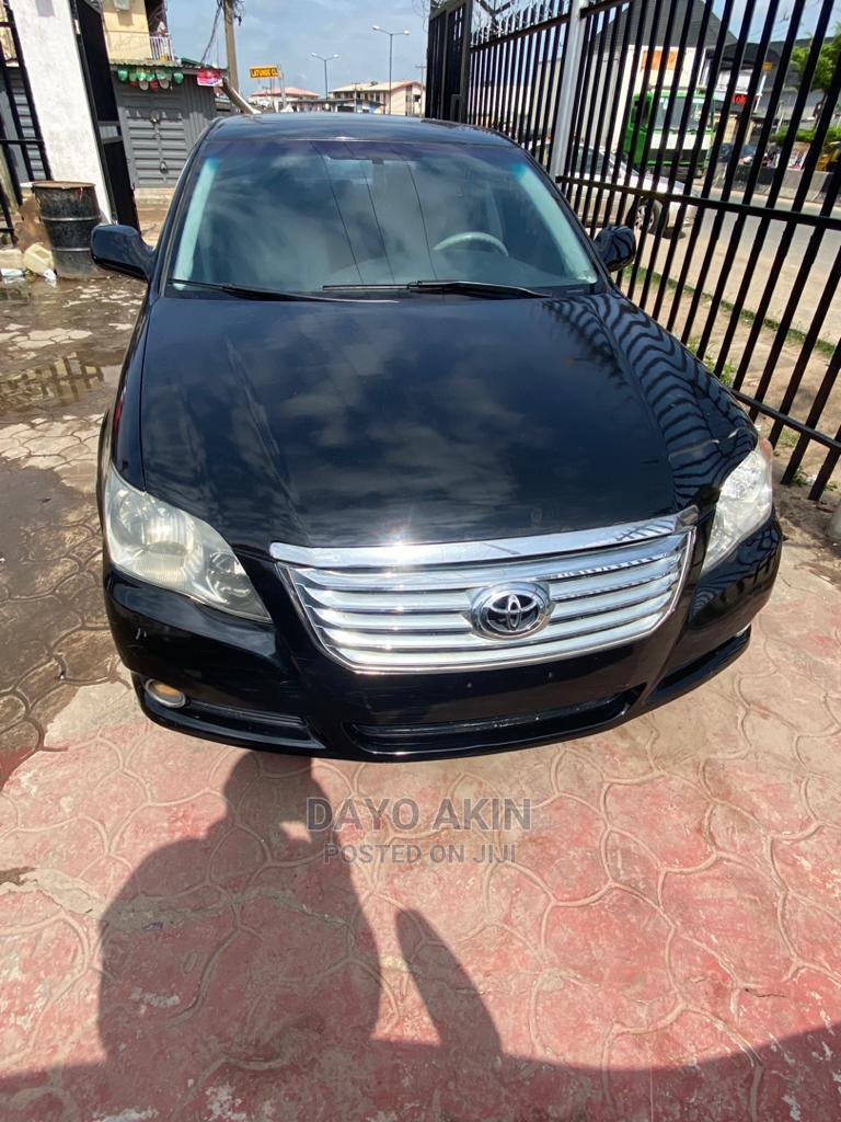 Toyota Avalon 2007 Black