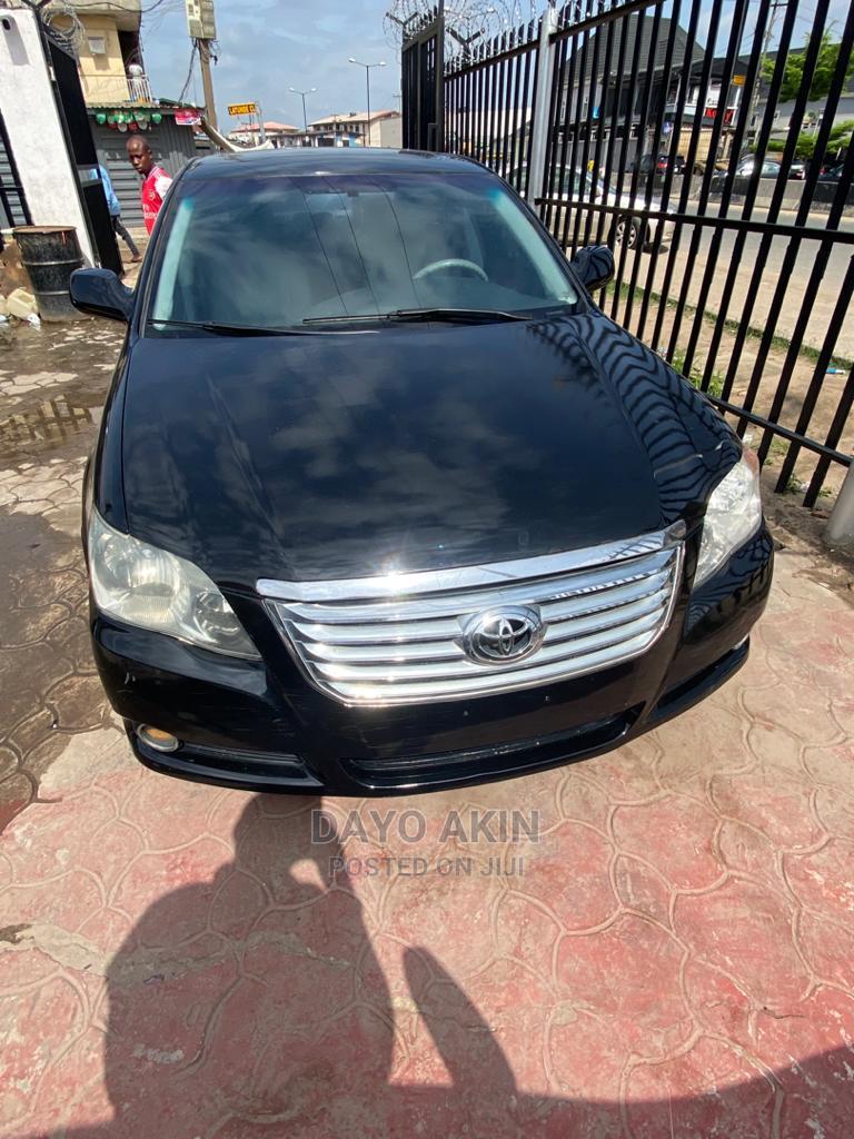Toyota Avalon 2007 Black   Cars for sale in Amuwo-Odofin, Lagos State, Nigeria
