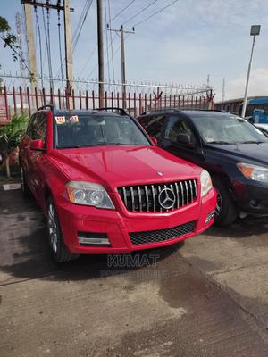 Mercedes-Benz GLK-Class 2011 350 Red | Cars for sale in Lagos State, Alimosho