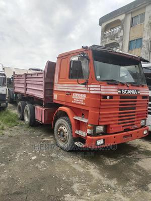 Scania 113 Tipper 10tyres Tokunbo | Trucks & Trailers for sale in Lagos State, Apapa