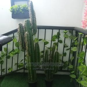 Potted Cactus Artificial Plant for Sale   Garden for sale in Lagos State, Ikeja