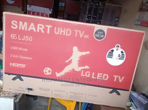 LG 65inches Smart Uhd TV | TV & DVD Equipment for sale in Cross River State, Calabar