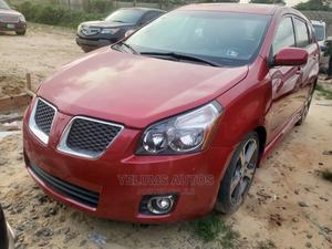 Pontiac Vibe 2010 2.4 GT Red   Cars for sale in Lagos State, Amuwo-Odofin