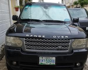 Land Rover Range Rover Vogue 2010 Black | Cars for sale in Lagos State, Isolo