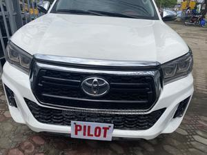 Toyota Hilux 2017 White | Cars for sale in Lagos State, Amuwo-Odofin
