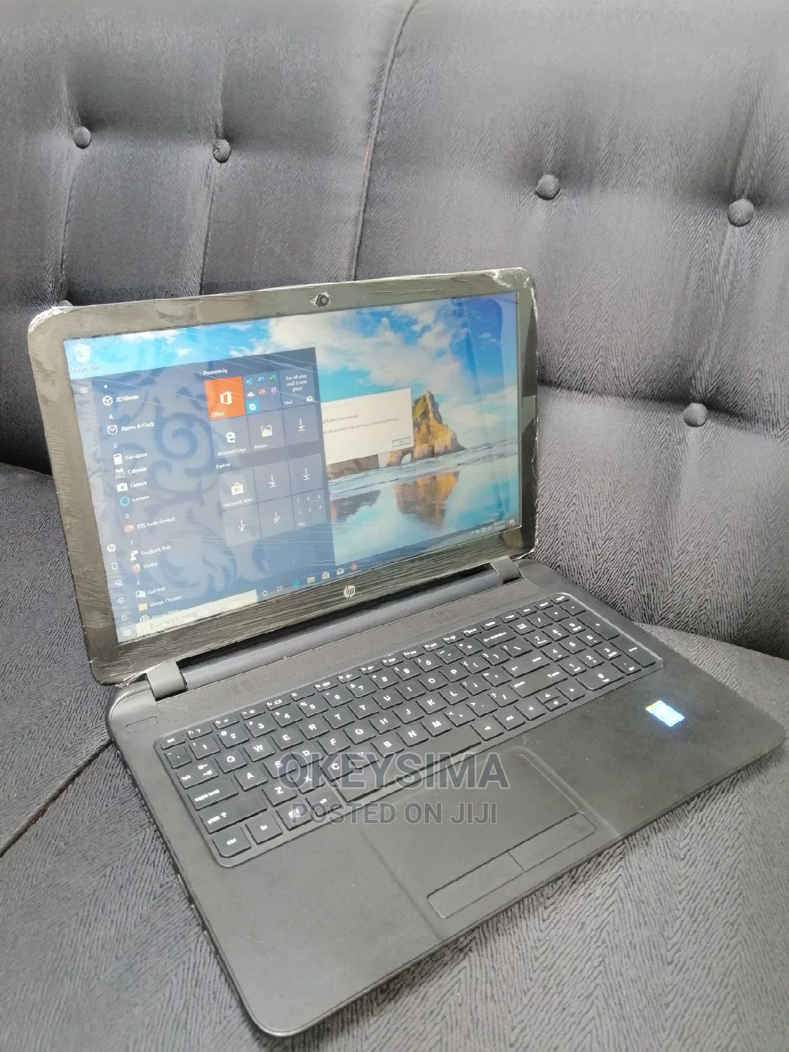 Laptop HP Pavilion 15 4GB Intel Core I3 HDD 500GB   Laptops & Computers for sale in Ikeja, Lagos State, Nigeria