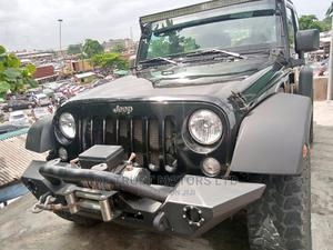 Jeep Wrangler 2016 Black   Cars for sale in Lagos State, Apapa
