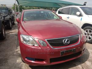 Lexus GS 2008 350 AWD Red | Cars for sale in Lagos State, Apapa