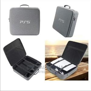 PS5 Playstation 5 Luxury Carrying Travel Bag | Accessories & Supplies for Electronics for sale in Lagos State, Ikeja