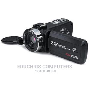 Digital Life 2.7k Camcoder, With Remote Control | Photo & Video Cameras for sale in Lagos State, Ikeja