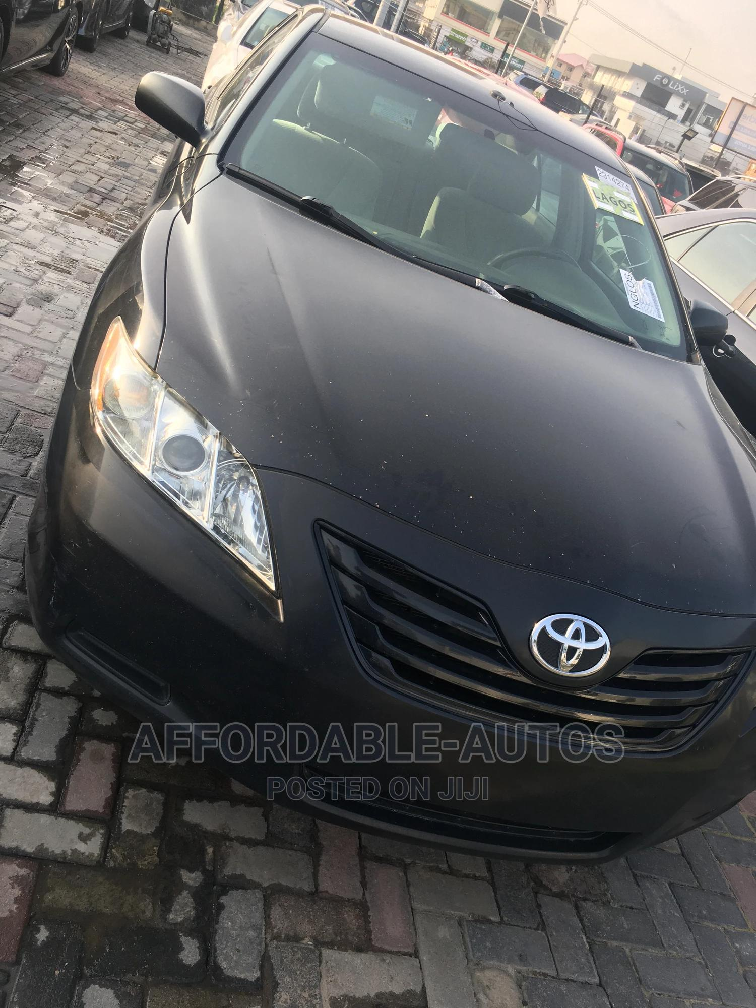 Toyota Camry 2008 Black | Cars for sale in Lekki, Lagos State, Nigeria