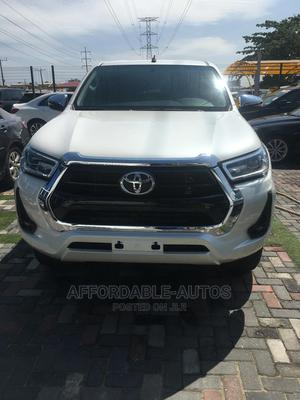 Toyota Hilux 2021 White | Cars for sale in Lagos State, Lekki