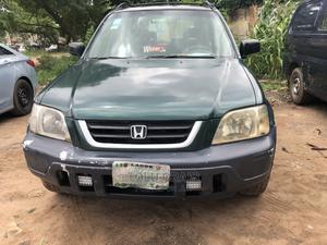 Honda CR-V 1999 Green | Cars for sale in Lagos State, Ipaja