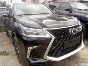 Lexus LX 2019 570 AWD Black   Cars for sale in Lagos State, Amuwo-Odofin