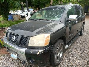 Nissan Armada 2005 4x4 LE Black | Cars for sale in Abuja (FCT) State, Kubwa
