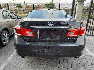 Lexus ES 2012 350 Black | Cars for sale in Lagos State, Ikeja
