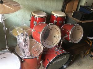 Yamaha Drum Set 5piece   Musical Instruments & Gear for sale in Abuja (FCT) State, Central Business District