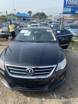 Volkswagen CC 2010 2.0 Luxury PZEV Black   Cars for sale in Lagos State, Ajah