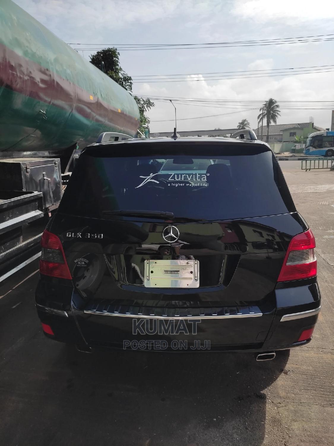 Mercedes-Benz GLK-Class 2012 350 4MATIC Black   Cars for sale in Alimosho, Lagos State, Nigeria