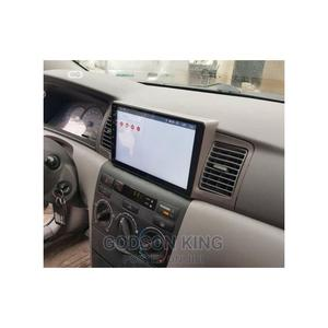 Android DVD Toyota Corolla 2003 / 2006   Vehicle Parts & Accessories for sale in Lagos State, Mushin