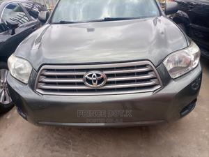Toyota Highlander 2008 Gray   Cars for sale in Lagos State, Alimosho