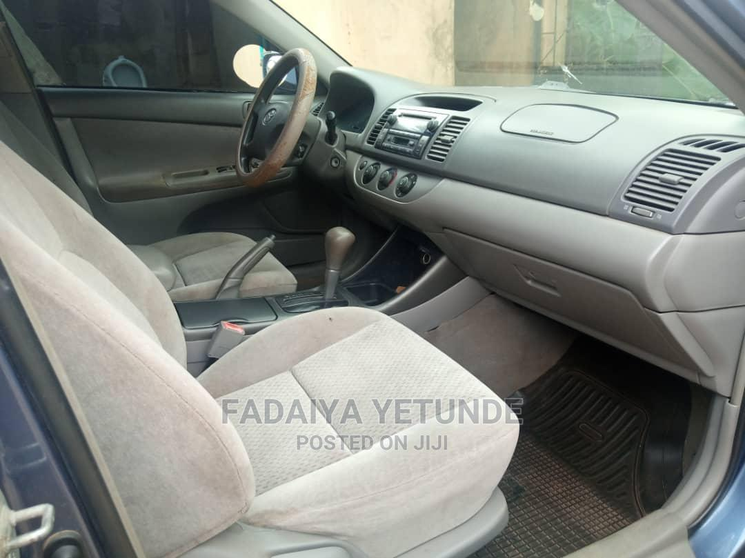 Toyota Camry 2003 Blue | Cars for sale in Ibadan, Oyo State, Nigeria