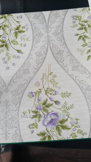 Classic Wallpaper 16.5 Square Meters PVC You Can Clean It   Home Accessories for sale in Lagos State, Victoria Island