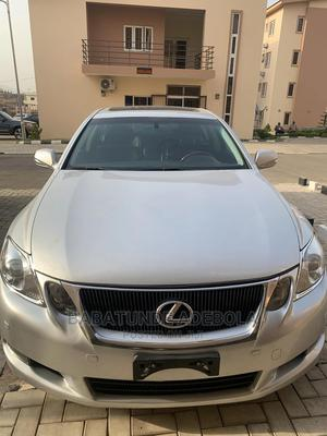 Lexus GS 2008 350 Silver | Cars for sale in Abuja (FCT) State, Wuye