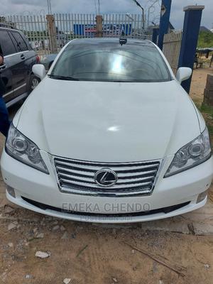 Lexus ES 2010 350 White | Cars for sale in Bayelsa State, Yenagoa