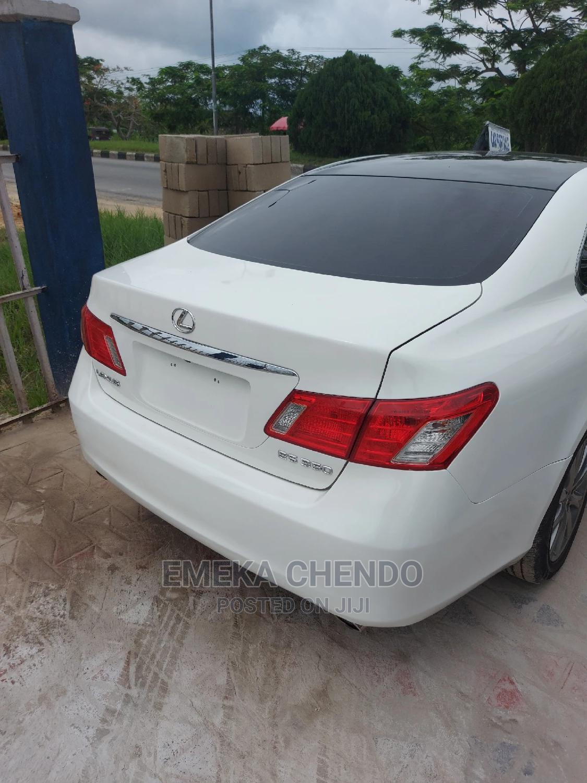 Lexus ES 2010 350 White   Cars for sale in Yenagoa, Bayelsa State, Nigeria